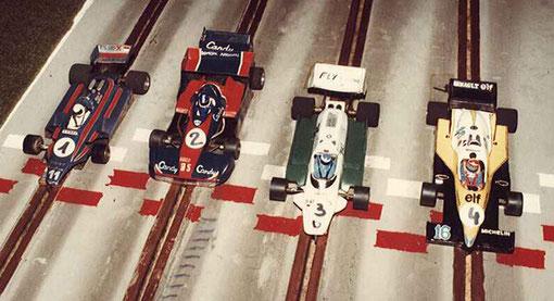Formule 1 : Série 6