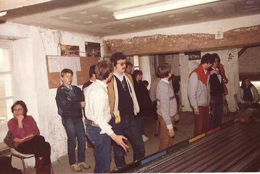 Grand Prix de slot racing de Thoiry 1984