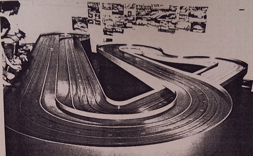 Grand Prix de grande Bretagne de Slot racing 1986
