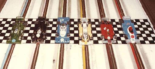 Le Mans 84 Formule 1 série 2