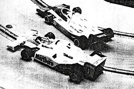 Deux Formules 1 1/32 au Grand Prix de Pont-Saint-Esprit 1986
