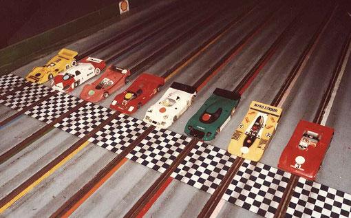 Sport-Europe série 5 du GP de Thoiry 1984