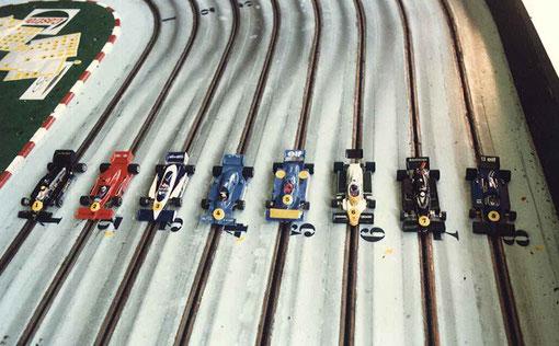 Finale Formule 1- Bordeaux 1986