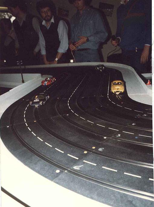 Les autos sur le pont
