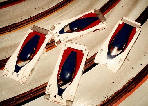 Classée 3 ième la Lola T600 de Thoiry