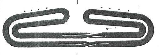 dessin de la piste