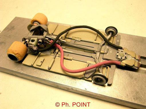 Châssis PP 386. N'a pas donné entièrement satisfaction à Philippe Point.