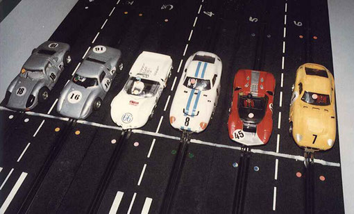 Les partants de Daytona