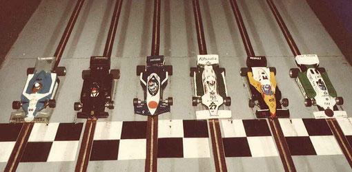 Formule 1 série 3 Isle 1984