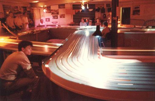 La nuit des 24 heures de Rouen 1986
