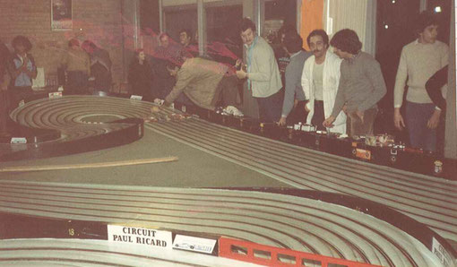Finale ESRAC GP de Bordeaux Slot Racing