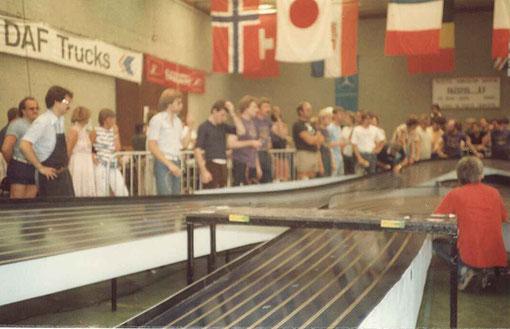 Demi finale n° 2 . Uden Slot racing 1982