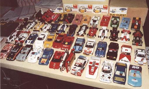 Plateau du grand prix d'Agen 1985
