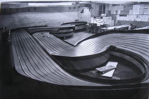 Piste slot de Thoiry en 1985