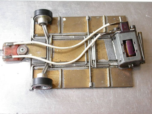 Genre de châssis sport typique de 1981 qui aurait peut être été manufacturé par Steve Walker.