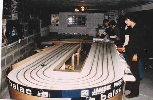 5 voies Jean-Pierre Chesne chez Jacques Marchand en 1982