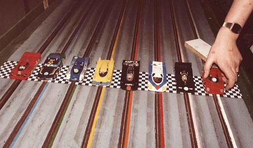 Sport-Europe série 4 du GP de Thoiry 1984