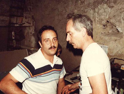 Jean-Claude Ehinger et René Guélin