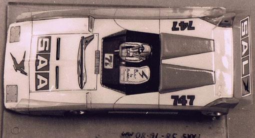 Plymouth n° 747 de Russell Sheldon