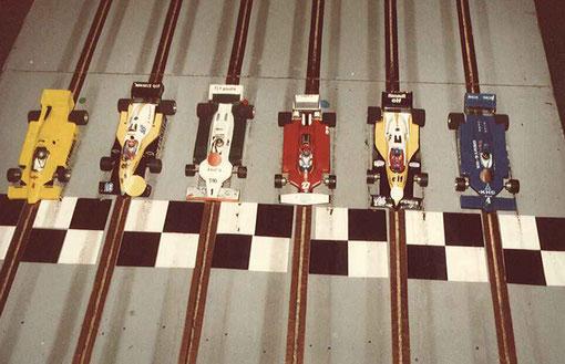Formule 1 série 5 Isle 1984