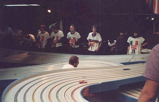 Série VEC sur Blue King à Toulouse 1987