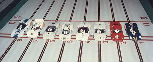 2 ième série des 12 heures de Sebring, Championnat VEC 1985.