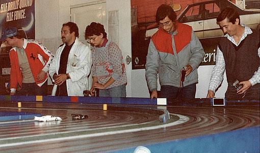 3 ième série sport. Pierre Duez, Jean-Claude Ehinger, Sandrine Pons, Jean-Claude Malherbe, Jean-Noël Pascal