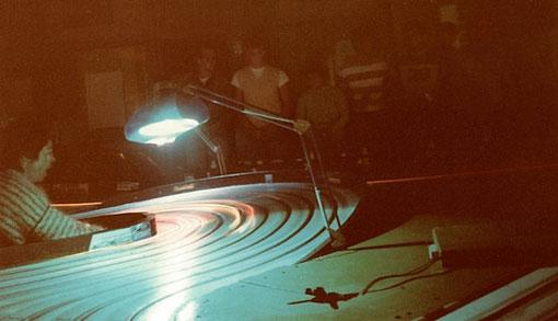 24 heures de Bordeaux 1985 la nuit