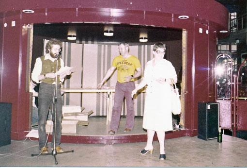 Marilou Michel à la remise des prix Göteborg 1978