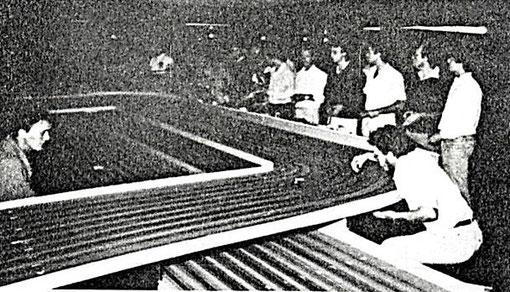 24 heures de Mollerusa 1986 sur la 10 voies de Big-Ben