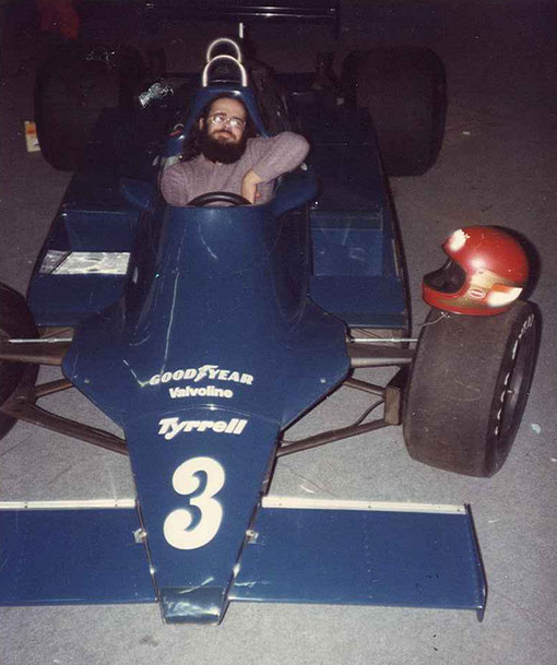 Jacky Verat, vainqueur du volant de Bordeaux 1981