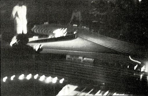 La nuit des 24 heures de Bordeaux 1982