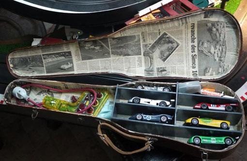 La boîte à slot cars de Derek Cooper