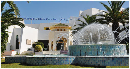 Hotel Hasdrubal Thalassa Kantaoui