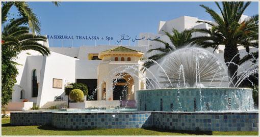 Hôtel Hasdrubal Thalassa Kantaoui