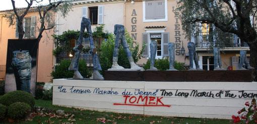 La Longue Marche du Jeans...