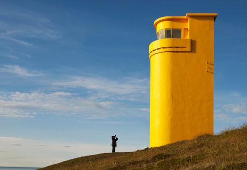 Leuchtturm von Husavik