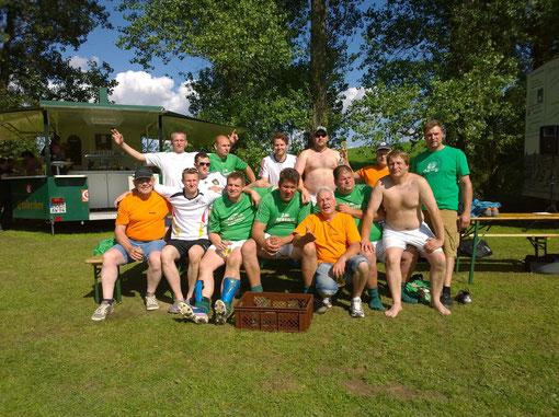 FC Deutschland & Extremsportgruppe Amelsen gingen für klein-gallien an den Start
