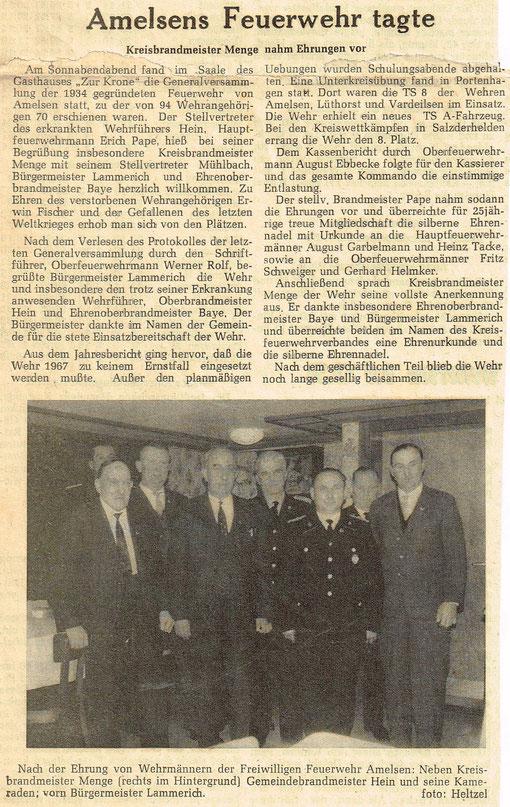 Quelle: Einbecker Morgenpost vom 26.03.1968