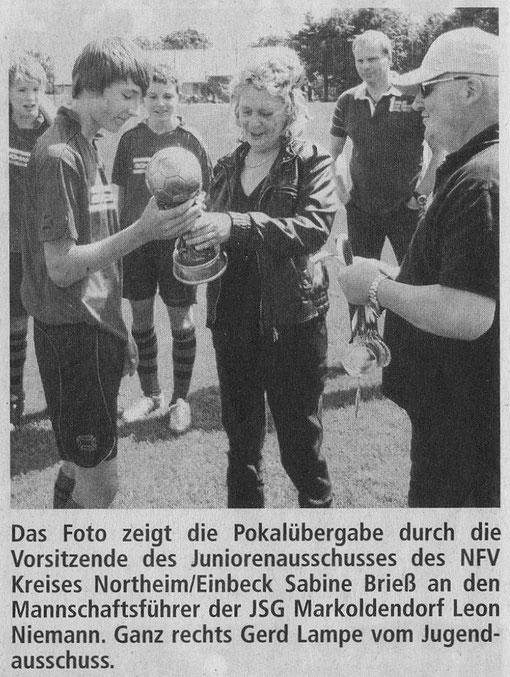 W A H N S I N N ! Glückwunsch von der Klein-Gallien Redaktion !!!