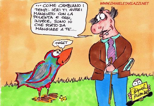 """Sembra ieri... © 2012 Testo disegni e colori di Daniele """"tarlo"""" Tarlazzi"""