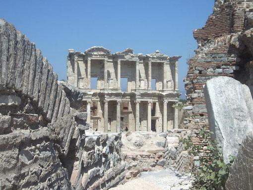 Descubrimiento de Éfeso