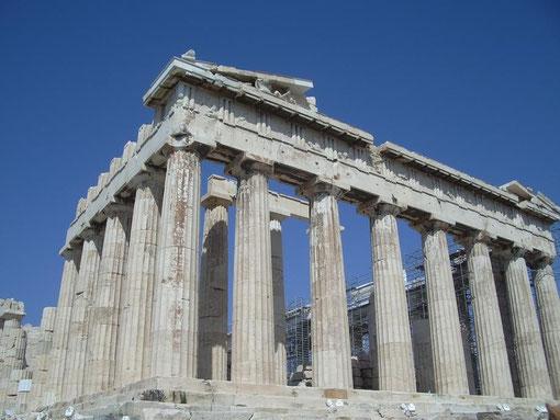 La Acrópolis de Atenas: el lugar más hermoso del mundo