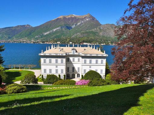 Gartenreise Italien: Villa Melzi am Comersee