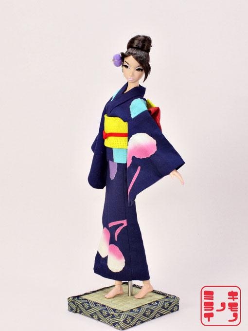 FR NIPPON kimono,ミサキ 浴衣,バービー 着物