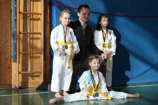 TOWASAN Karate Schule München - Nachwuchsmeisterschaft in Ismaning 2008