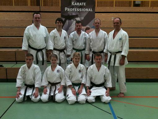 Karate Kollegium Deutschland - Karate München - Sommerschule 2010