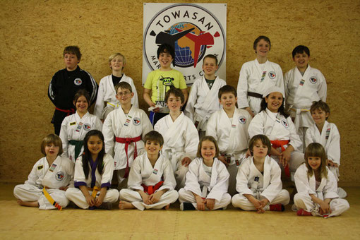 TOWASAN Oster Camp Karate München