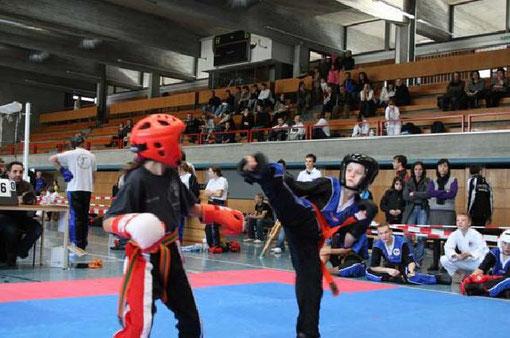 TOWASAN Karate Schule München - Bregenz Open 2008