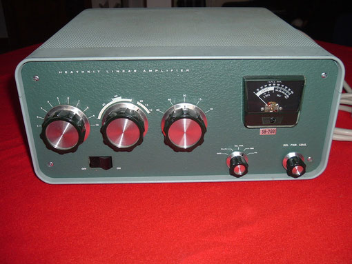 heathkit  sb-200